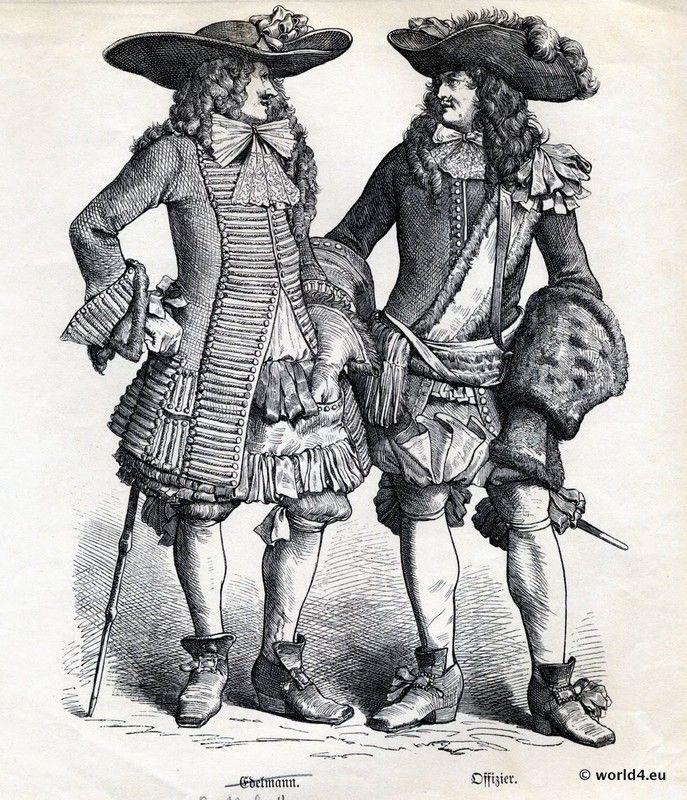 baroque inspired fashion men - photo #42
