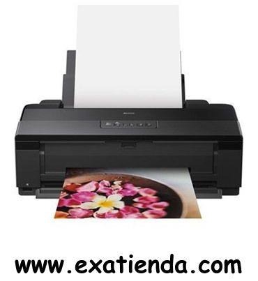 Ya disponible Impresora Epson stylus 1500w a3 (wifi)   (por sólo 397.99 € IVA incluído):   -Tipo impresora:Inyección de tintaEpson Claria Photographic -Resolución:5.760 x 1.440 ppp -Velocidad:16 Páginasminuto -Conectividad/Interfaz:USB, Wi-Fi - Tipos de papel: A3+, A3, A4, A5, A6, B3, B4, B5, C6 (sobre), DL (sobre), No. 10 (sobre), Letter, Letter legal, 9 x 13 cm, 10 x 15 cm, 13 x 18 cm, 13 x 20 cm, 20 x 25 cm, 100 x 148 mm, 16:9, Personalizado -Consumibles: Cartucho E