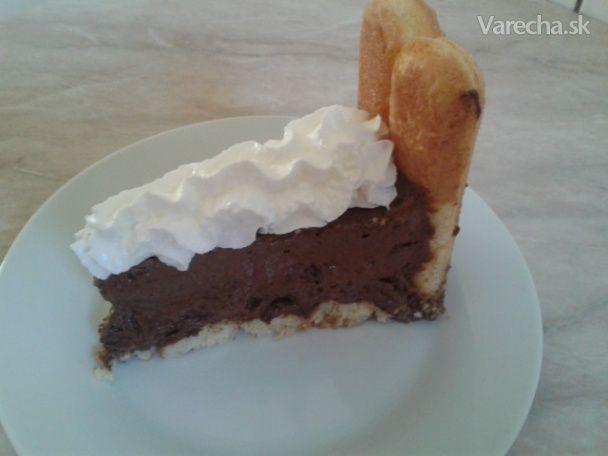 Zmrzlinová torta (fotorecept)