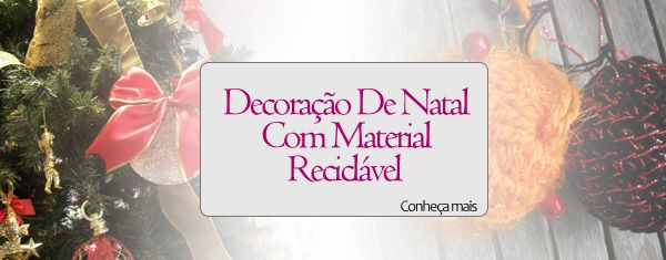 decoracao arvore de natal reciclavel:1000+ ιδέες για Decoração De Natal Reciclavel στο