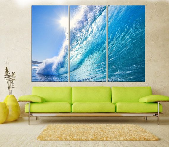 Canvas prints add a unique touch to your home. Modern, stylish and unique design…