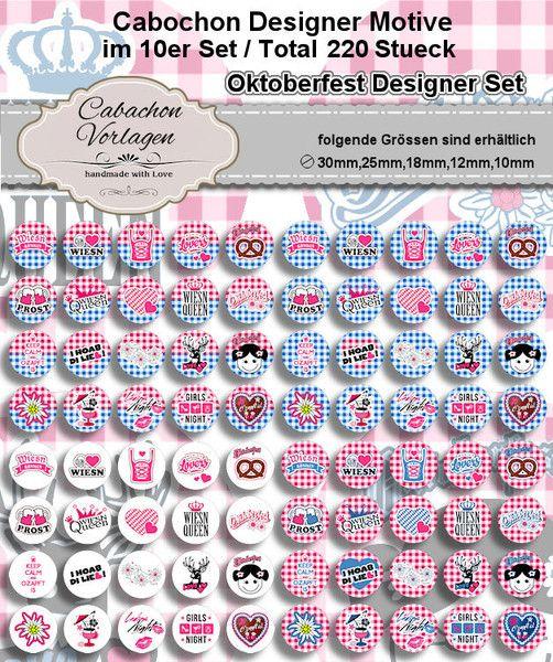 193 besten Printable Digital Collage Sheet Circles - Vorlage Bilder ...