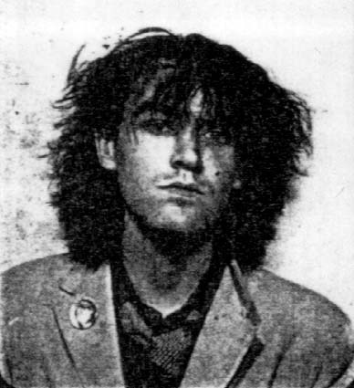 Young Morrissey - he Robert Smith fought tooth-n-nail over ...
