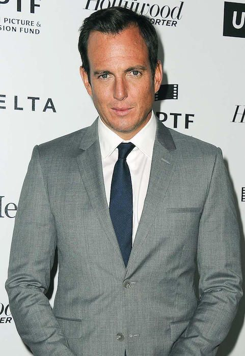 Canadian actor, Will Arnett...