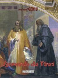 Micul geniu, nr. 6 - Leonardo da Vinci (carte + DVD); Un modest omagiu pentru cei care, inca din copilarie, si-au dedicat viata picturii, muzicii si stiintei, lasand posteritatii inestimabile valori!
