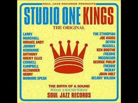 Studio One Kings_Various Artists (Album) 2007 - YouTube