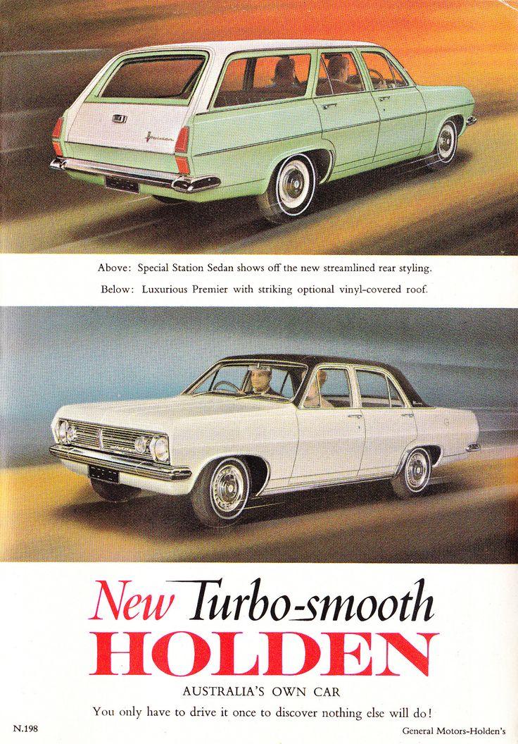 '66 HR Holden Range