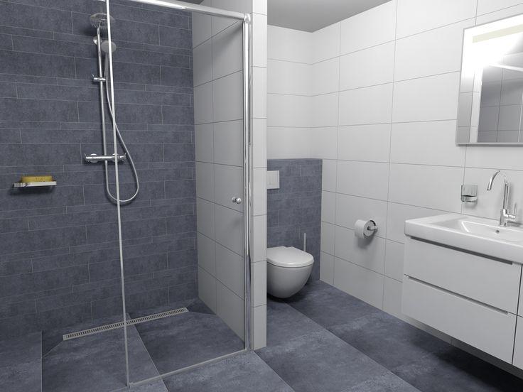 muurke big bathroomsshowerstiles - Fantastisch Bing Steam Shower