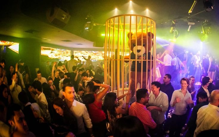 Party the night away at the all-new Bang Bang Club. Where is the party in Singapore?