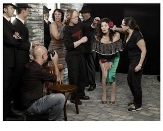 """Nacha Guevara en """"Tita"""" La Flor del Abasto (2011)"""