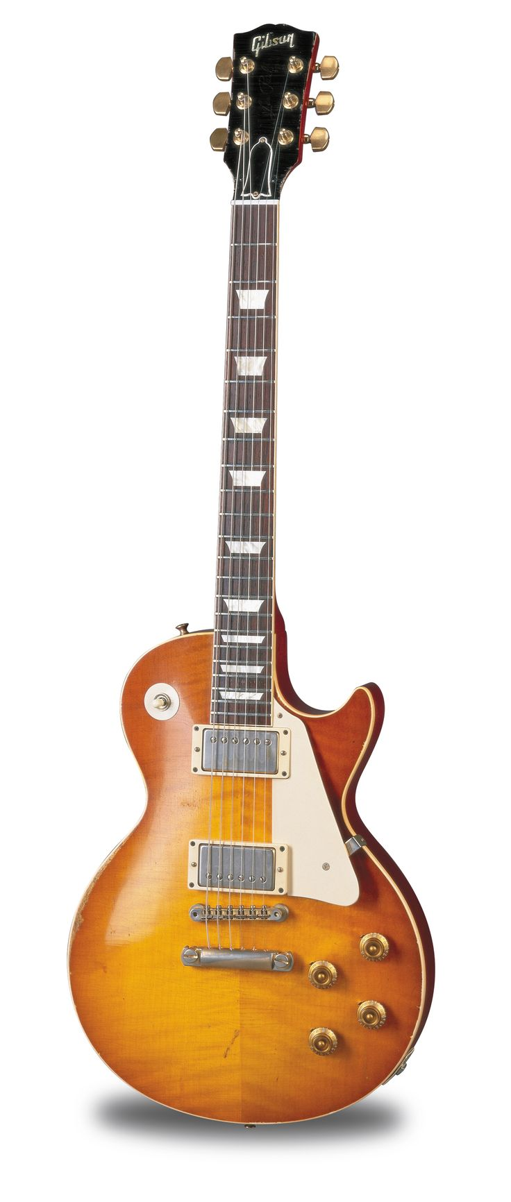Gary Rossington Les Paul, the ultimate Les Paul...Check out the Rossington Collins Band. gb