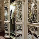 closet doors: The Doors, Idea, Dreams Closet, Mirror Closet Doors, Interiors, Dreamcloset, Bedrooms Closet, Dresses Rooms, Mirror Doors