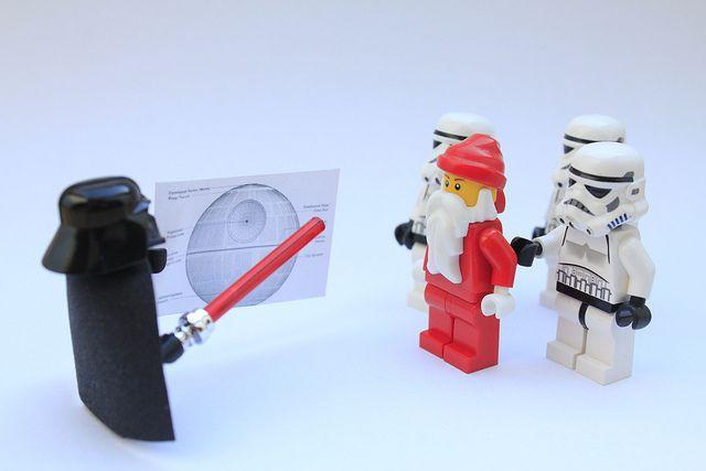Darth Vader's Christmas Wish List ~ Kuriositas