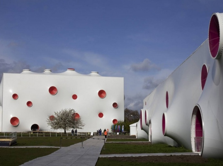 LONDON 2012 OLYMPIC SHOOTING VENUE By Magma Architecture - 07