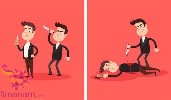 تفسير حلم قتل شخص فى المنام وارتكاب جريمة قتل 2 Poster Fictional Characters Character