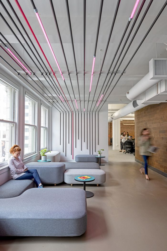 Office Tour: Fetch Offices – San Francisco | Corporate Installations
