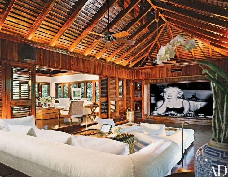 Take A Look Inside Ralph Lauren S Two House Retreat In