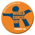 4 de fevereiro - Dia Mundial do Câncer