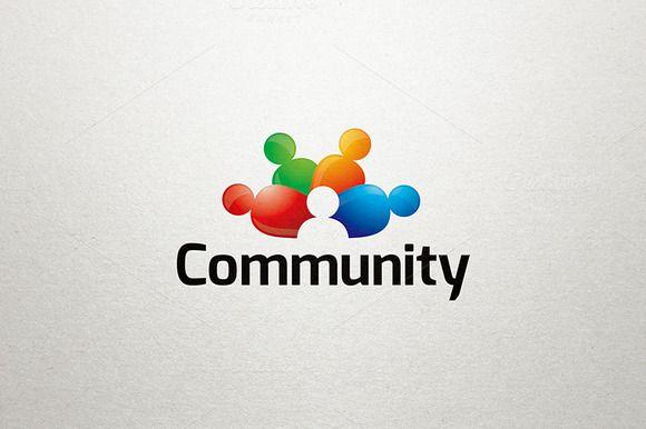 Community Logo by Arslan on Creative Market