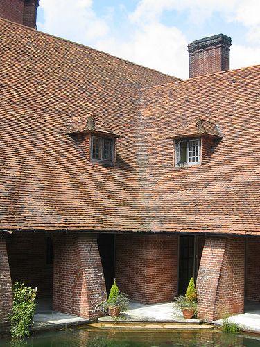 Folly Farm - E.L. Lutyens, Architect
