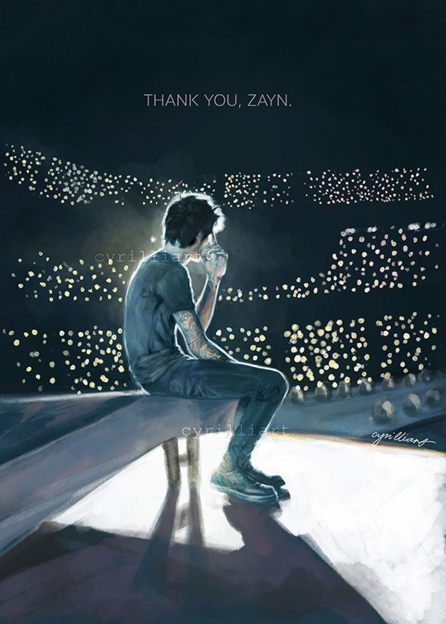 The+11+Best+Pieces+of+Fan+Art+Dedicated+to+Zayn+Malik  - Cosmopolitan.com