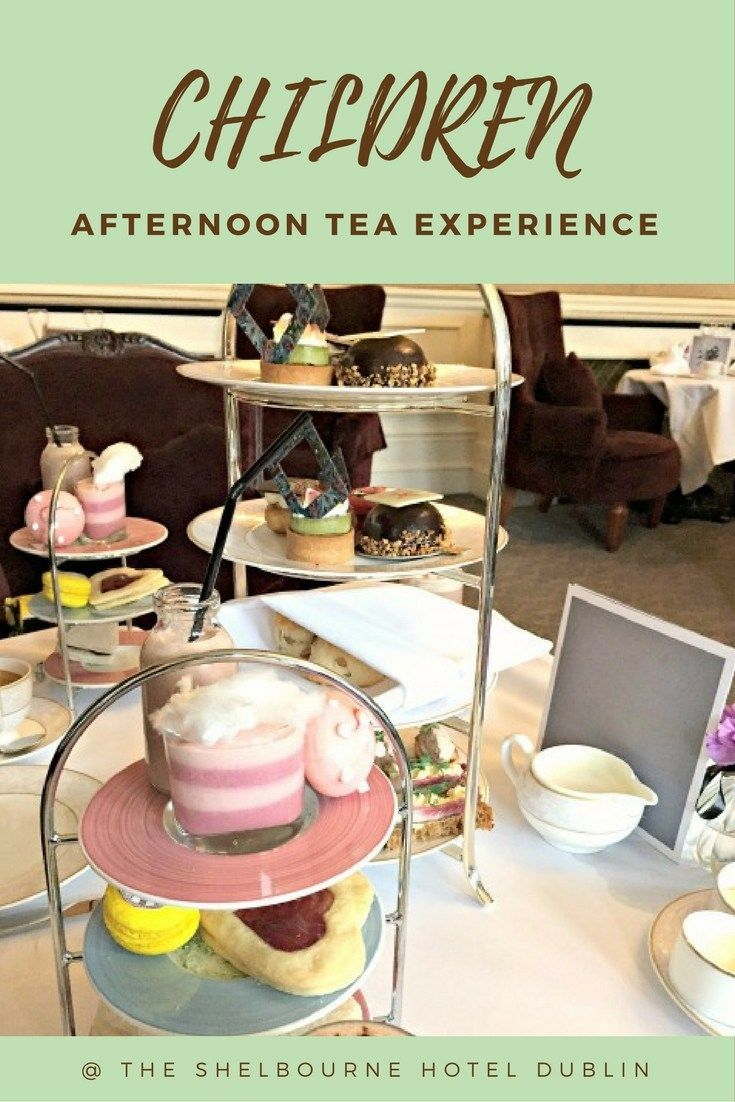 Read our review of the afternoon tea experience for kids offered by the iconic Shelbourne Hotel n Dublin. A five star experience for a truly magical family afternoon