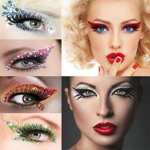 costume eye makeup | Nutcracker Ballet Costume Makeup Reusable Dramatic Eye Sugar Plum ...