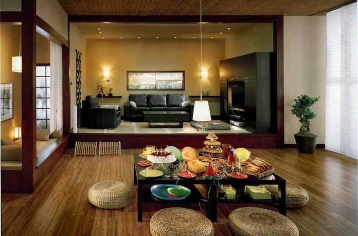 Desain Interior Rumah jepang - Rumah Minimalis