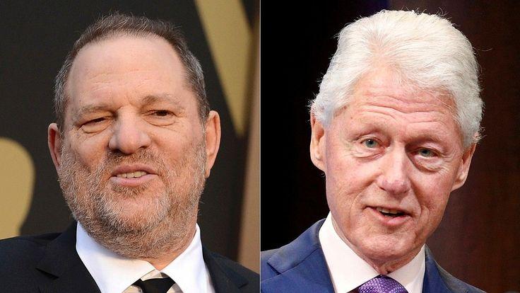 Harvey Weinstein helped pay Bill Clinton's legal bills during Monica era, Washington Post archive reveals | Fox News