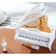 műanyag balerina zongoramuzsika box – EUR € 24.99