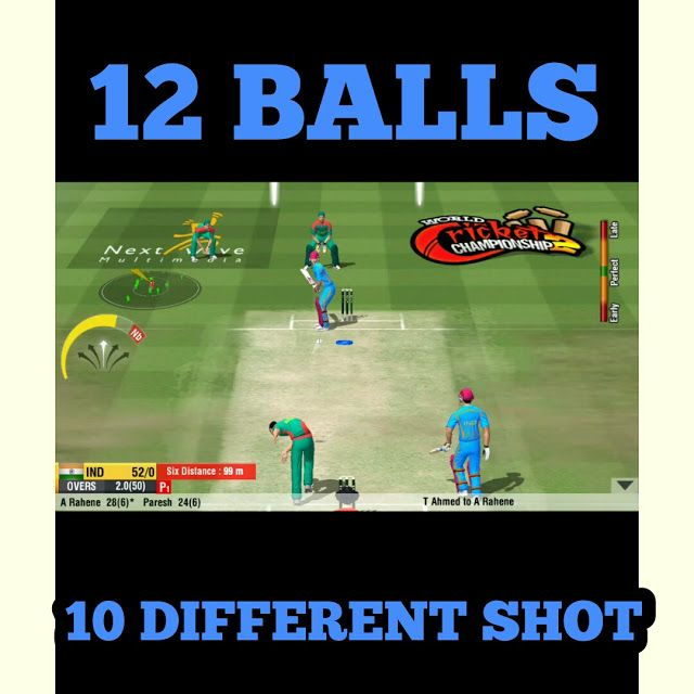 Indian sports Channel: 10 Different kinds of  cricket shots in 12 Balls w...