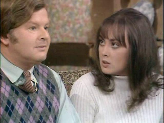 Benny and Paula Wilcox
