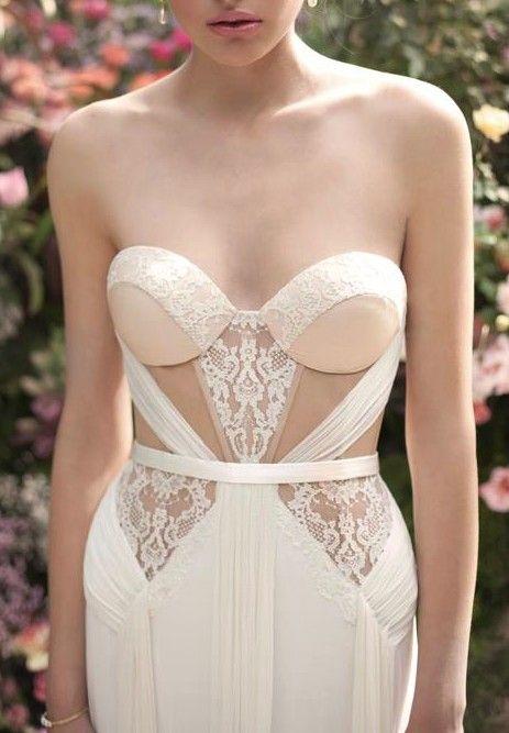 134 best lingerie images on pinterest underwear cute for Wedding dress corset bra