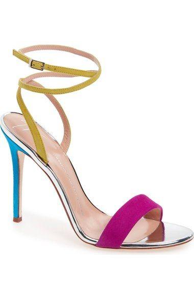 Giuseppe Zanotti Wraparound Lace-Up Sandal (Women) available at #Nordstrom