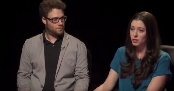 Hear What Seth Rogen and his Wife, Lauren Miller, Have to Say About Alzheimer's