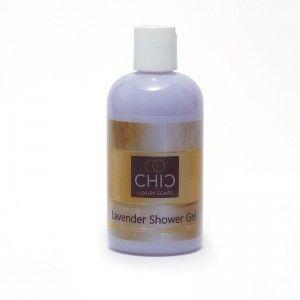 CHIC-SOAPS–Lavender Shower Gel