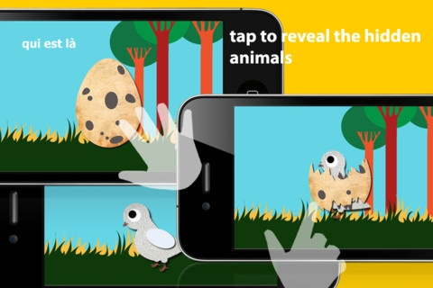Baby Eggs - Play & Learn  an app is designed specifically for babies and young children to play and learn.