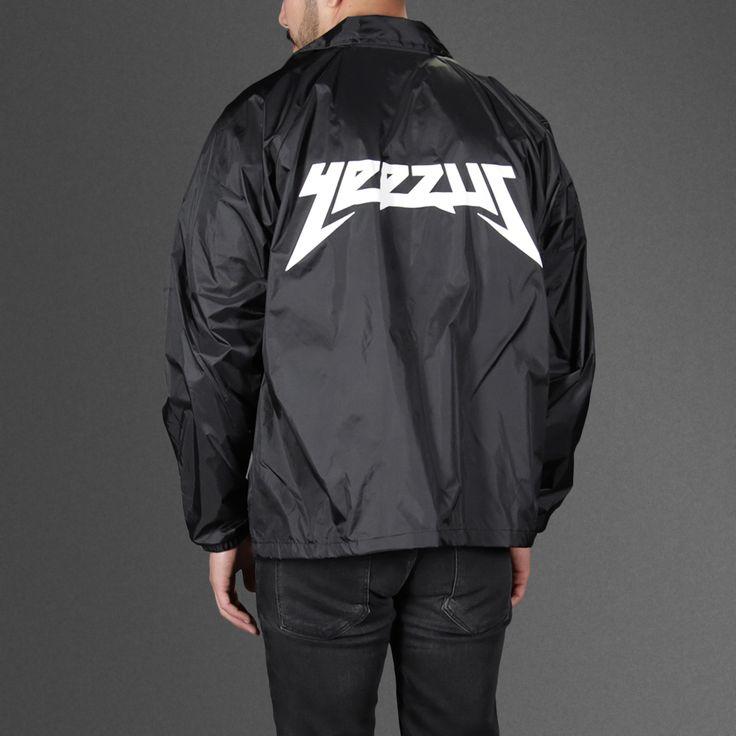 Kanye West Yeezus Wind Breaker Jacket