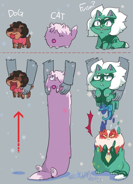 I can't stop laughing XD amethyst tho