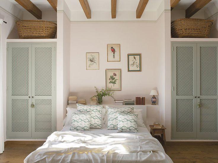 Trucos e ideas para organizar el dormitorio