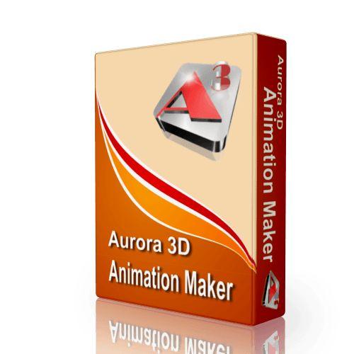 Aurora 3D Animation Maker 16.01.07 Crack & Keygen Download