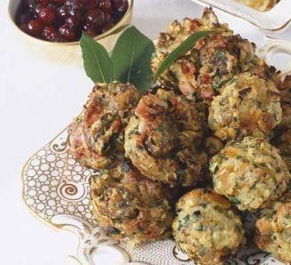 Rustic chestnut stuffing | BBC Good Food