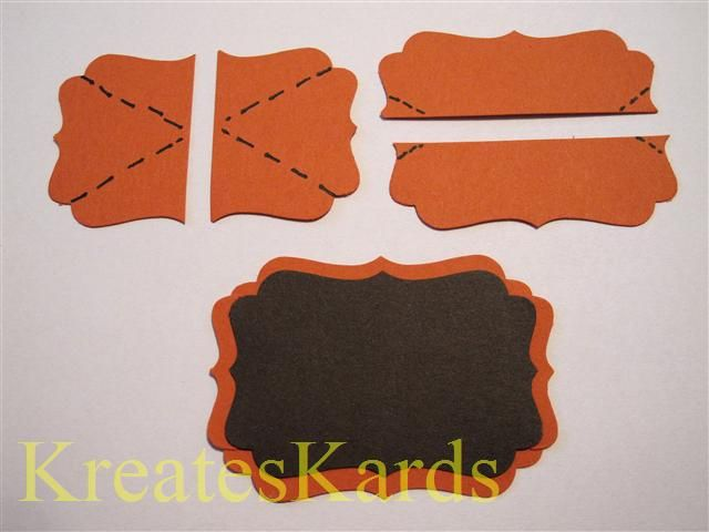 stampin up punches ideas | Stampin' Up! Products Used: