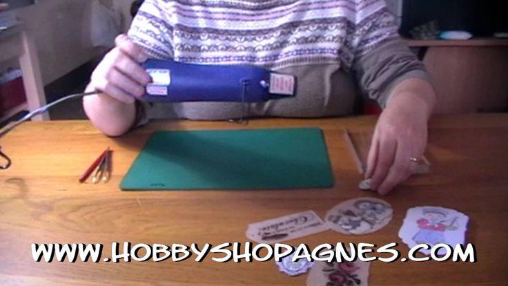 In deze video laat ik jullie zien hoe je het beste de krimpfolie ook wel krimpi dinki genoemd kan gebruiken. www.hobbyshopagnes.com - https://www.youtube.com/watch?v=G4iUkZUcB9Q