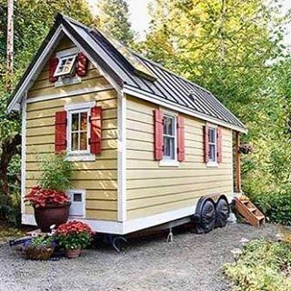 小さくて変わったお家タイニーハウスのまとめ