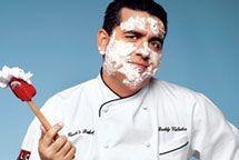 Cake Boss Recipes for Vanilla Cake, Chocolate Cake, Vanilla Frosting, Chocolate Fudge Frosting, Pumpkin Pie & Pie Crust