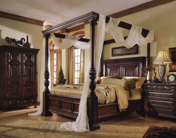 Dark Wood Canopy Bed 19 best master bedroom images on pinterest | bedrooms, room and 3