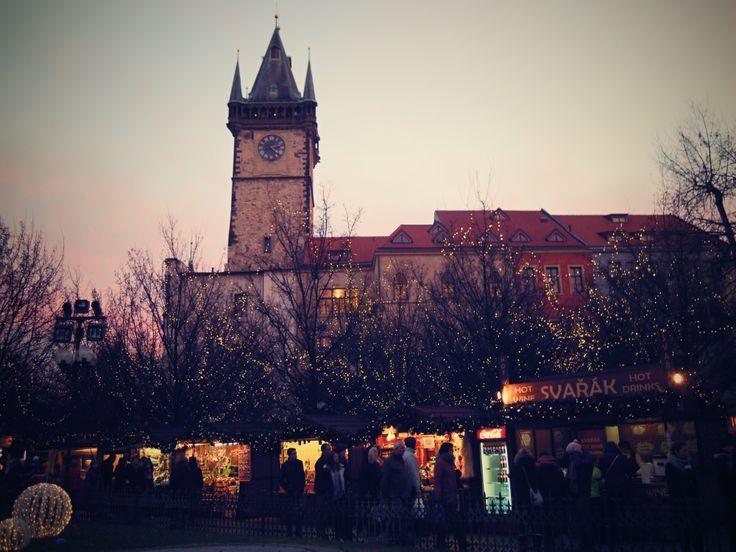 Christmas in Prague, Staroměstské náměstí 29. 12. 2013