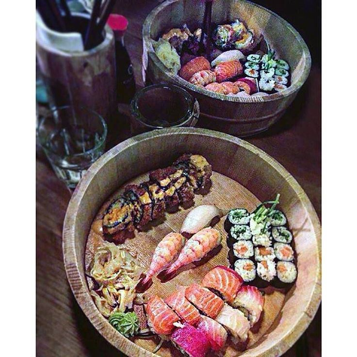 Down for some sushi?   Surprise Menu for 2 for 1300  Upload ur favorite sushi dish in our Foodguide app (link in bio)   @gloriahaa #foodguideapp #berlin #hauptstadt #brlnfood #weloveberlin #berlinfood #berlinblog #ig_berlin #berlinstagram #berlinerecken #iloveberlin #foodberlin #restaurantberlin #berlinrestaurants #berlinrestaurant #fresh #travel #foodporn #photooftheday #healthy #tasty #foodie #berlinmitte #prenzelberg #asianfood #japanesefood #aiko by berlinfoodguide
