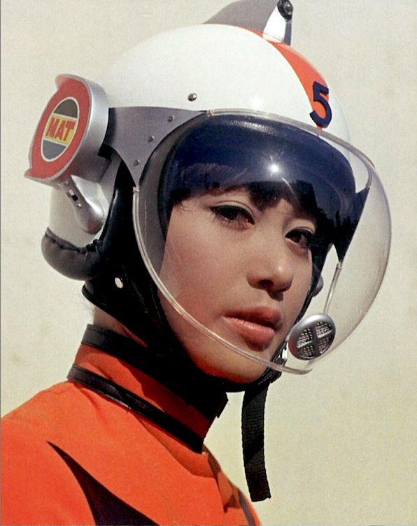 Yuriko Oka in The Return of Ultra-Man. STARSH!P: Creation Platform, for EDM/BIZ/DIY; FOLLOW AND SHARE US! - http://starshipseraphm.blogspot.com/p/home.html